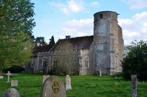 Beyton church