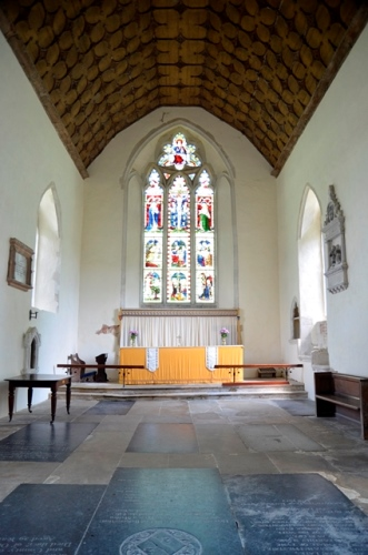 Gazeley chancel