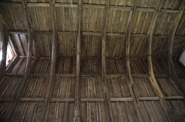 Little Whelnetham roof