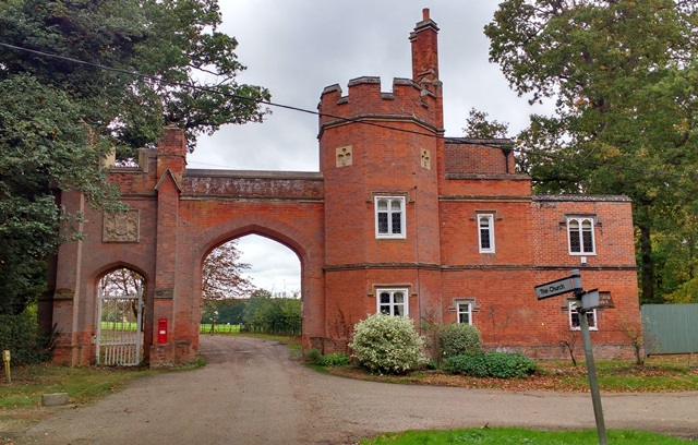 Edwardstone gatehouse