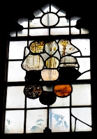 Gipping stained glass
