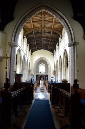 Ixworth interior 2