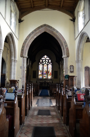 Ixworth interior