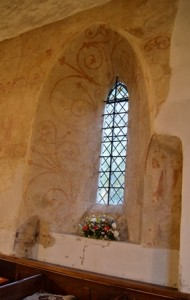 Risby window
