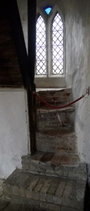 Haughley stairs