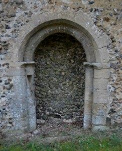 Hinderclay doorway
