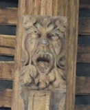 Hitcham green man