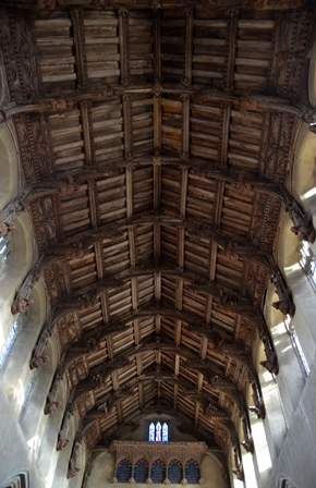 Woolpit roof