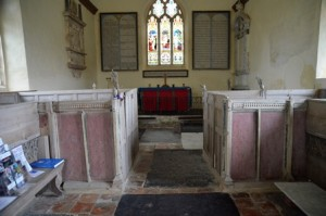 Badley chancel