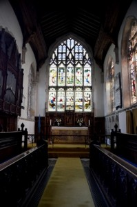 Thurston chancel
