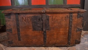 Barsham chest