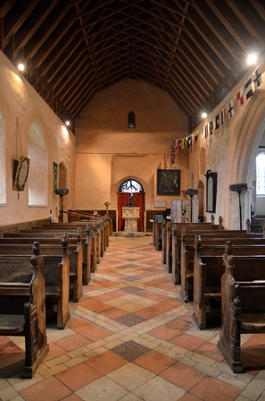 Barsham interior 2