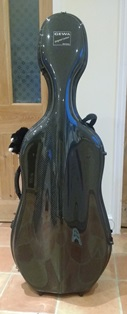 Gewa cello case
