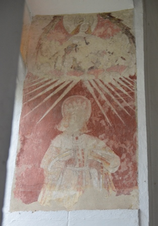 Gisleham wall painting 2