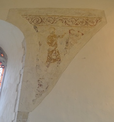 Shadingfield wall painting
