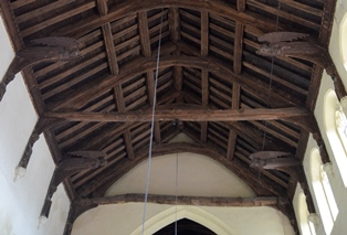 Badwell Ash roof