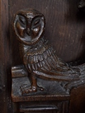 Barningham bench end