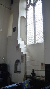 Barningham stairs