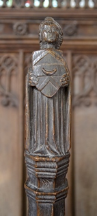 Stowlangtoft carving