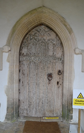 Westhorpe door 2