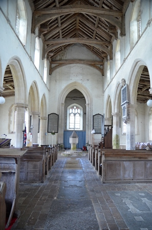 Westhorpe interior 2