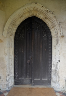 Great Waldingfield door