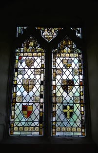 Horham stained glass