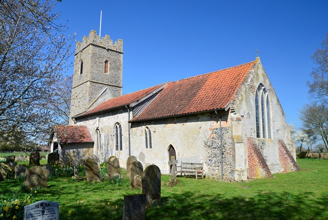 St Michael South Elmham