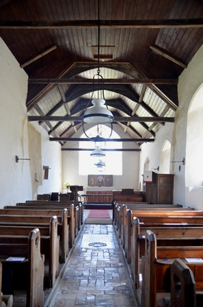 St Michael interior