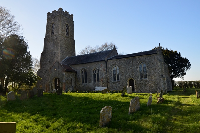St Peter South Elmham