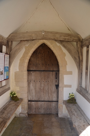 Withersdale porch