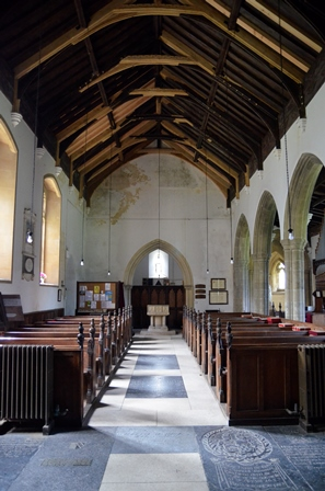 Flixton interior 2