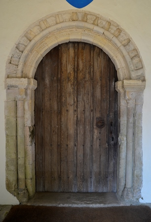 Wissett doorway