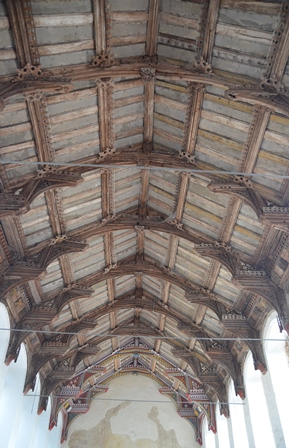 Bacton roof