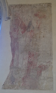 Great Livermere wall painting