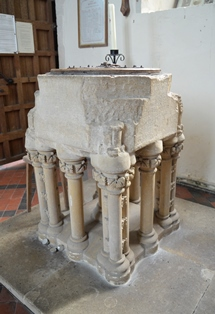 Stansfield font