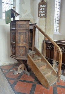 Stansfield pulpit