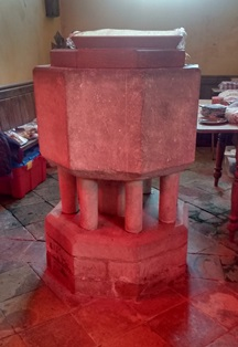 Brockley font