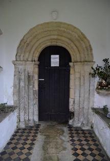 Blyford doorway