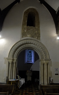 Thorington archways