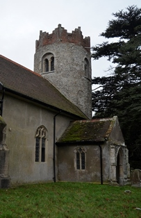 Thorington tower