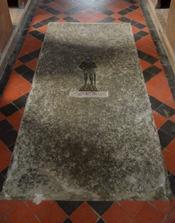 Nettlestead floor memorial