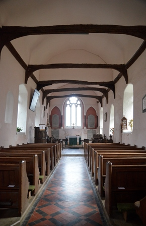 Nettlestead interior