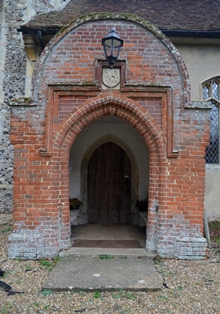 Nettlestead porch