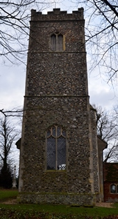 Nettlestead tower