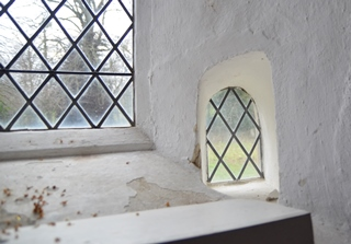 Nettlestead windows