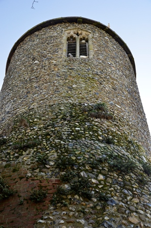 Bruisyard tower