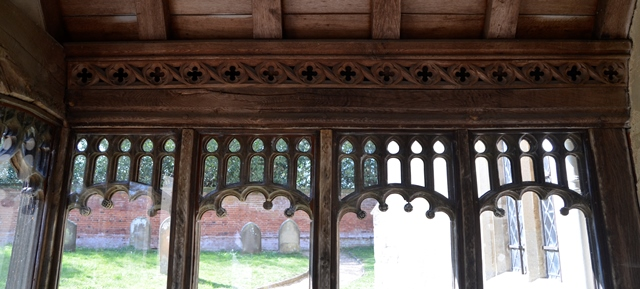 Nacton porch