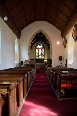 Martlesham interior
