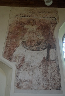 Martlesham wall painting
